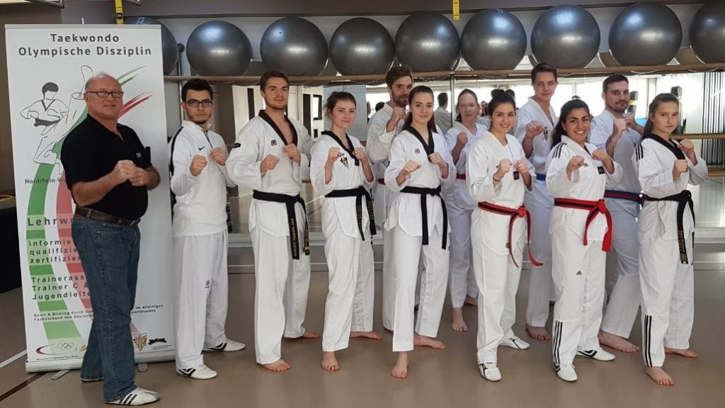 Trainer-C Ausbildung bei der NWTU